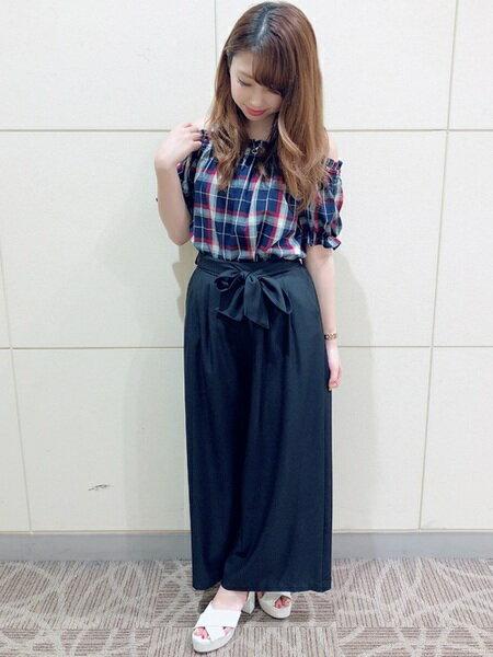 INGNIのコーディネートを紹介します。|Rakuten Fashion(楽天ファッション/旧楽天ブランドアベニュー)24566