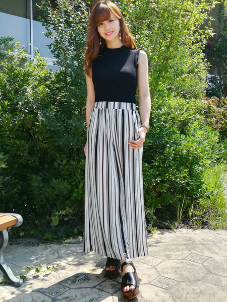 INGNIのコーディネートを紹介します。|Rakuten Fashion(楽天ファッション/旧楽天ブランドアベニュー)24805