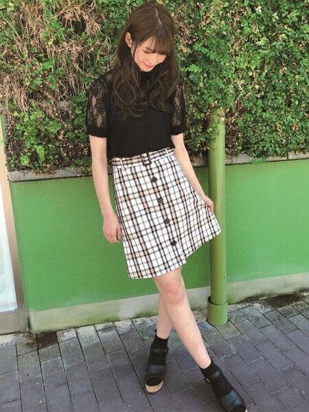 INGNIのコーディネートを紹介します。|Rakuten Fashion(楽天ファッション/旧楽天ブランドアベニュー)25021