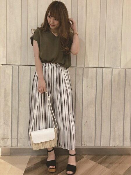 INGNIのコーディネートを紹介します。|Rakuten Fashion(楽天ファッション/旧楽天ブランドアベニュー)25037