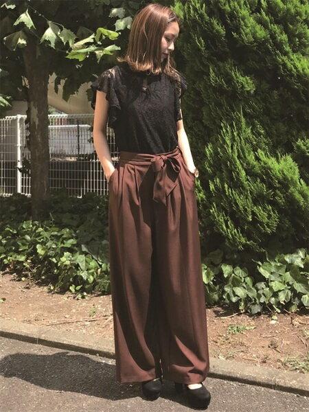 INGNIのコーディネートを紹介します。|Rakuten Fashion(楽天ファッション/旧楽天ブランドアベニュー)25045