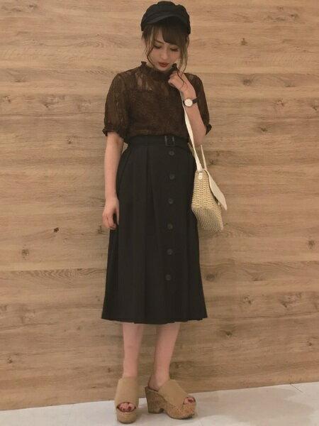 INGNIのコーディネートを紹介します。|Rakuten Fashion(楽天ファッション/旧楽天ブランドアベニュー)25062