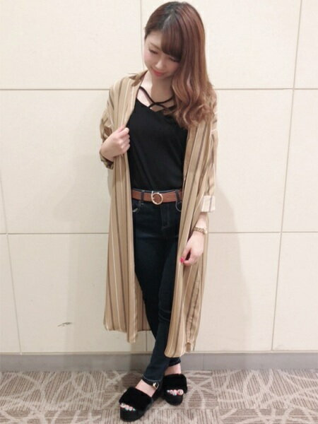 INGNIのコーディネートを紹介します。|Rakuten Fashion(楽天ファッション/旧楽天ブランドアベニュー)25825