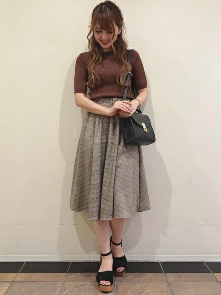 INGNIのコーディネートを紹介します。|Rakuten Fashion(楽天ファッション/旧楽天ブランドアベニュー)26073