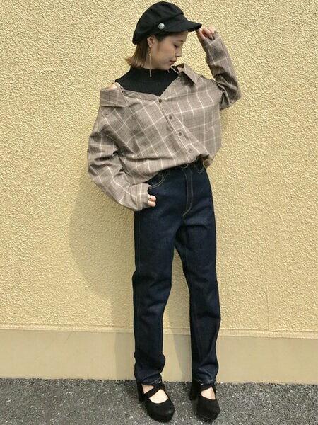 INGNIのコーディネートを紹介します。|Rakuten Fashion(楽天ファッション/旧楽天ブランドアベニュー)26724