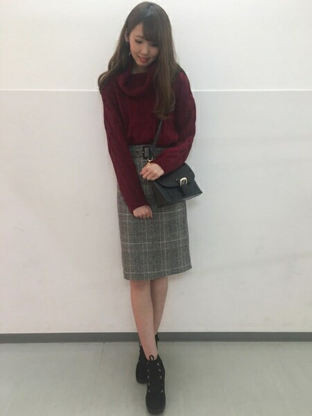 INGNIのコーディネートを紹介します。|Rakuten Fashion(楽天ファッション/旧楽天ブランドアベニュー)27845