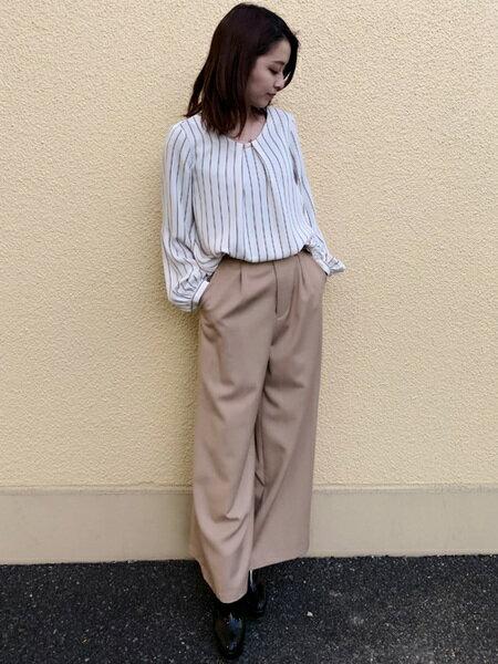 INGNIのコーディネートを紹介します。|Rakuten Fashion(楽天ファッション/旧楽天ブランドアベニュー)30556