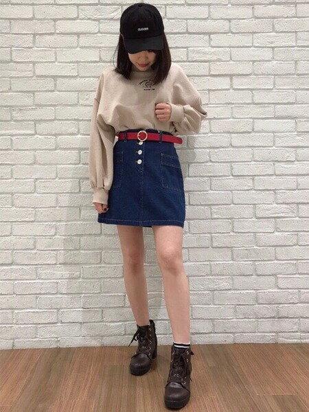 INGNIのコーディネートを紹介します。|Rakuten Fashion(楽天ファッション/旧楽天ブランドアベニュー)30716