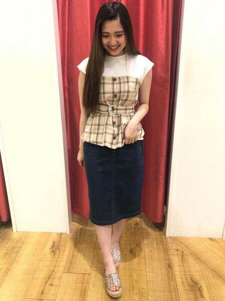 INGNIのコーディネートを紹介します。|Rakuten Fashion(楽天ファッション/旧楽天ブランドアベニュー)36315