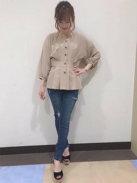 INGNIのコーディネートを紹介します。 Rakuten Fashion(楽天ファッション/旧楽天ブランドアベニュー)38505