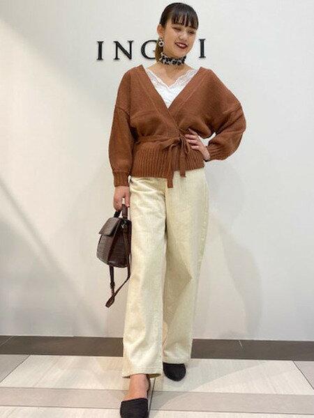 INGNIのコーディネートを紹介します。|Rakuten Fashion(楽天ファッション/旧楽天ブランドアベニュー)40319