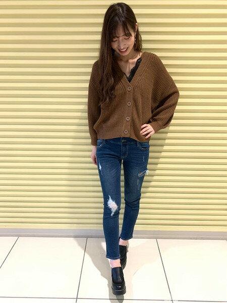 INGNIのコーディネートを紹介します。|Rakuten Fashion(楽天ファッション/旧楽天ブランドアベニュー)40320