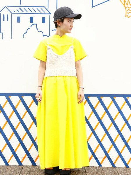 ROSE BUDさんのワンピースその他「マキシワンピース」を使ったコーディネートを紹介します。|ファッション通販楽天ブランドアベニュー(旧スタイライフ Stylife)21561