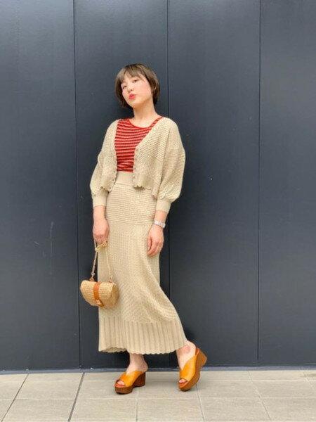 ROSE BUDのコーディネートを紹介します。|Rakuten Fashion(楽天ファッション/旧楽天ブランドアベニュー)33854