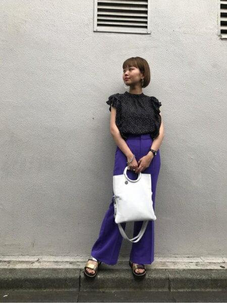ROSE BUDのコーディネートを紹介します。 Rakuten Fashion(楽天ファッション/旧楽天ブランドアベニュー)36934