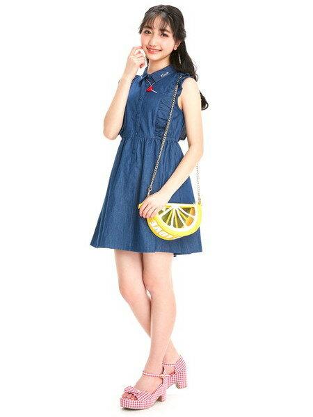 JENNIさんのキッズバッグ「JENNI love/フルーツショルダーバッグ」を使ったコーディネートを紹介します。|ファッション通販楽天ブランドアベニュー(旧スタイライフ Stylife)22802