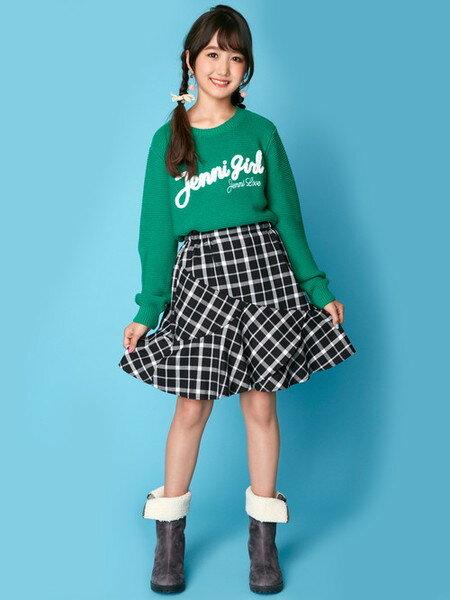 JENNIさんのキッズシューズ「JENNI love/ボアブーツ」を使ったコーディネートを紹介します。|ファッション通販楽天ブランドアベニュー(旧スタイライフ Stylife)27435