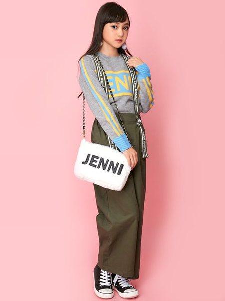JENNIさんのキッズバッグ「JENNI love/ファークラッチショルダーバッグ」を使ったコーディネートを紹介します。 ファッション通販楽天ブランドアベニュー(旧スタイライフ Stylife)28158