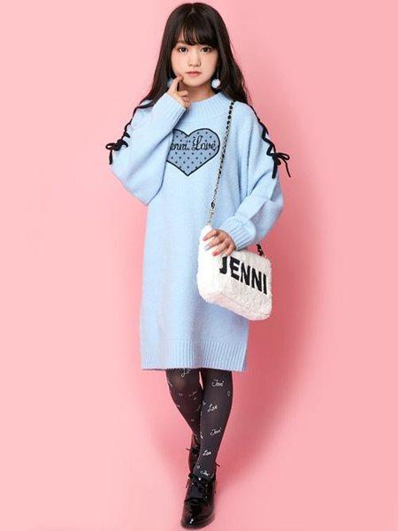 JENNIさんのキッズバッグ「JENNI love/ファークラッチショルダーバッグ」を使ったコーディネートを紹介します。|ファッション通販楽天ブランドアベニュー(旧スタイライフ Stylife)28160