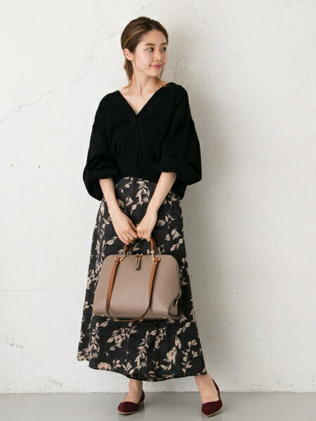 RODE SKOのINES2WAYハンドバッグを使ったコーディネートを紹介します。|Rakuten Fashion(楽天ファッション/旧楽天ブランドアベニュー)25492