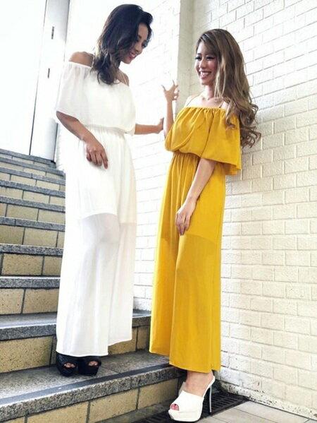 Resexxyの2WAYフロントフリルエアリーコンビネゾンを使ったコーディネートを紹介します。|Rakuten Fashion(楽天ファッション/旧楽天ブランドアベニュー)23189