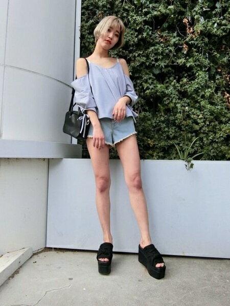 EMODAのコーディネートを紹介します。 Rakuten Fashion(楽天ファッション/旧楽天ブランドアベニュー)23686