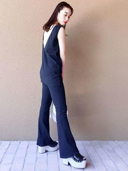 EMODAのコーディネートを紹介します。|Rakuten Fashion(楽天ファッション/旧楽天ブランドアベニュー)23699