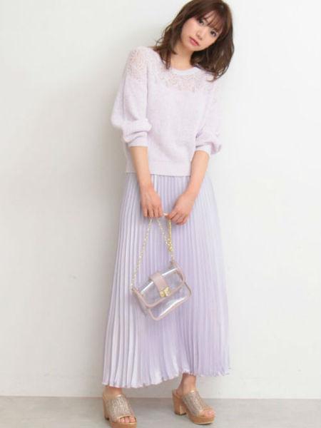 PROPORTION BODY DRESSINGさんのニットその他「◆ランバスアイレットニット」を使ったコーディネートを紹介します。 ファッション通販楽天ブランドアベニュー(旧スタイライフ Stylife)32414