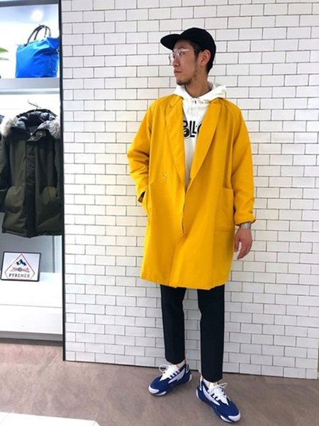 ABAHOUSEの【MYSELF ABAHOUSE】ライトグログランナイロンメッシュコートを使ったコーディネートを紹介します。|Rakuten Fashion(楽天ファッション/旧楽天ブランドアベニュー)31493