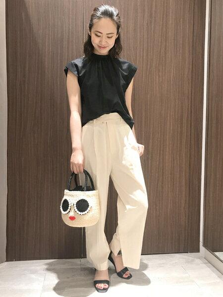 qualiteのコーディネートを紹介します。|Rakuten Fashion(楽天ファッション/旧楽天ブランドアベニュー)36333