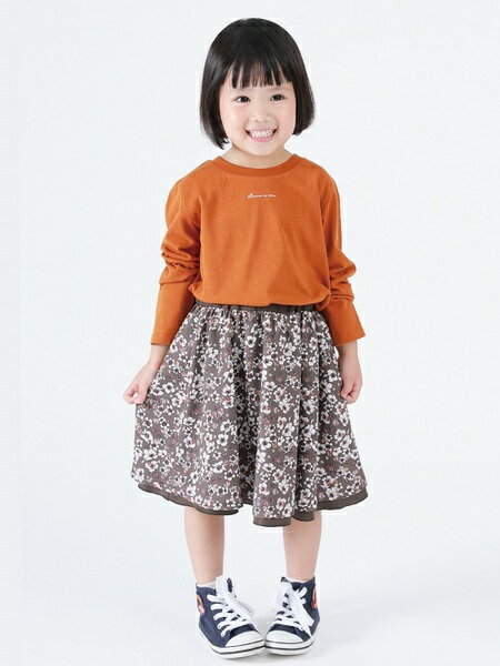 COMME CA ISMさんのTシャツ「ベーシック長袖Tシャツ」を使ったコーディネートを紹介します。|Rakuten Fashion(楽天ファッション/旧楽天ブランドアベニュー)40473
