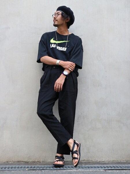 alfredoBANNISTERのマグネット式 レザーサンダルを使ったコーディネートを紹介します。|Rakuten Fashion(楽天ファッション/旧楽天ブランドアベニュー)37500