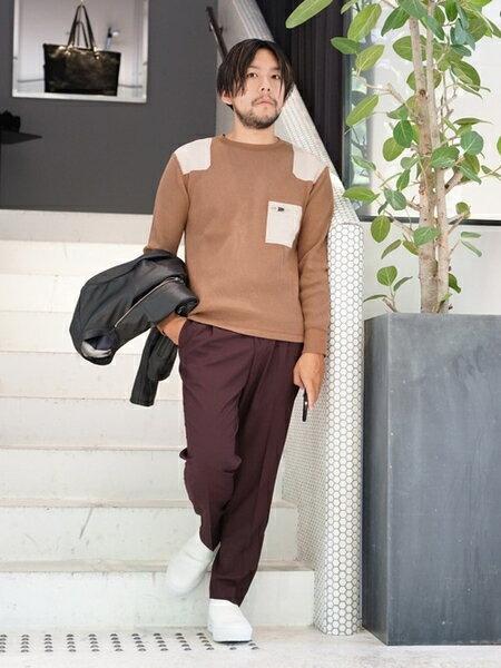 alfredoBANNISTERのサイドゴアスニーカーを使ったコーディネートを紹介します。|Rakuten Fashion(楽天ファッション/旧楽天ブランドアベニュー)42175
