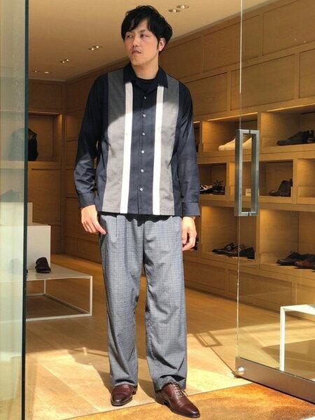 alfredoBANNISTERの【WEB限定】内羽根ストレートチップシューズを使ったコーディネートを紹介します。|Rakuten Fashion(楽天ファッション/旧楽天ブランドアベニュー)42786