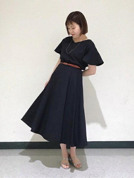 CLEAR IMPRESSIONのオーバルピンレスベルト【MORE6月号掲載】を使ったコーディネートを紹介します。|Rakuten Fashion(楽天ファッション/旧楽天ブランドアベニュー)33209