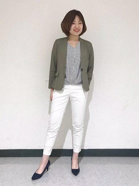 CLEAR IMPRESSIONのコーディネートを紹介します。|Rakuten Fashion(楽天ファッション/旧楽天ブランドアベニュー)34596