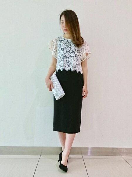 CLEAR IMPRESSIONのコーディネートを紹介します。|Rakuten Fashion(楽天ファッション/旧楽天ブランドアベニュー)36500