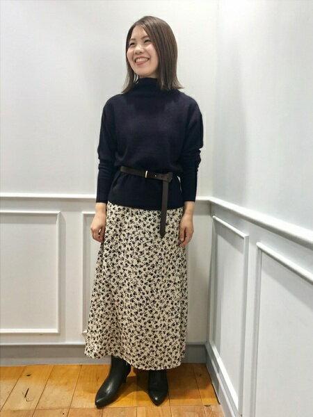 CLEAR IMPRESSIONのベーシックブーティー【mamaGIRL1月号掲載】を使ったコーディネートを紹介します。|Rakuten Fashion(楽天ファッション/旧楽天ブランドアベニュー)40937