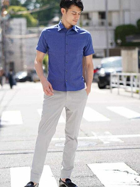 清潔感のある服装 男性はこんな夏ファッションがシンプルで素敵♡