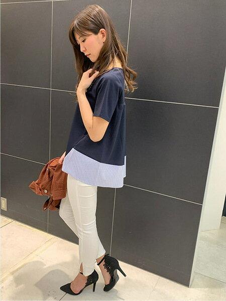 VICKYのコーディネートを紹介します。|Rakuten Fashion(楽天ファッション/旧楽天ブランドアベニュー)38416