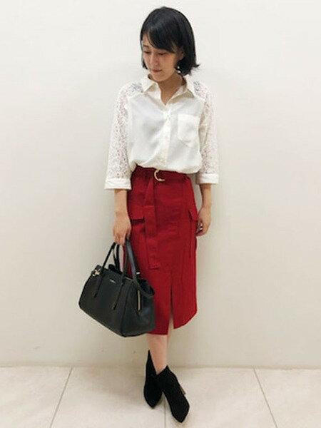 VICKYのコーディネートを紹介します。|Rakuten Fashion(楽天ファッション/旧楽天ブランドアベニュー)38955