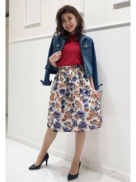 QUEENS COURTのコーディネートを紹介します。|Rakuten Fashion(楽天ファッション/旧楽天ブランドアベニュー)33020