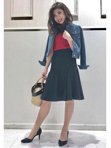 QUEENS COURTのコーディネートを紹介します。|Rakuten Fashion(楽天ファッション/旧楽天ブランドアベニュー)33021