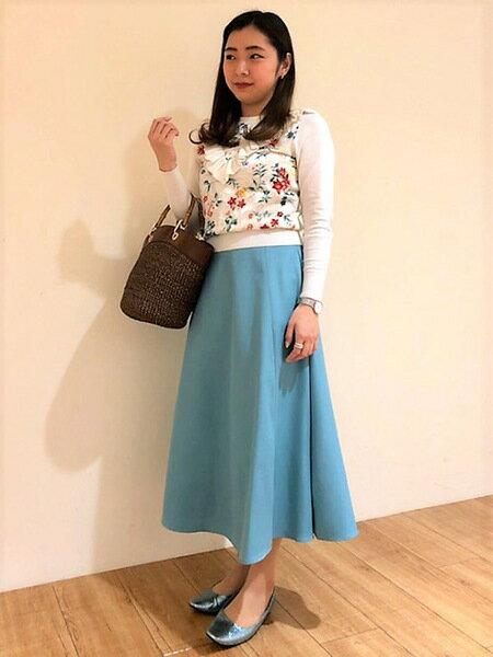 QUEENS COURTのコーディネートを紹介します。|Rakuten Fashion(楽天ファッション/旧楽天ブランドアベニュー)35074