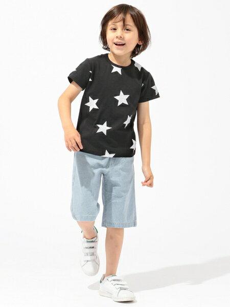 any FAMの【BOYS】スター プリント Tシャツを使ったコーディネートを紹介します。|Rakuten Fashion(楽天ファッション/旧楽天ブランドアベニュー)34773
