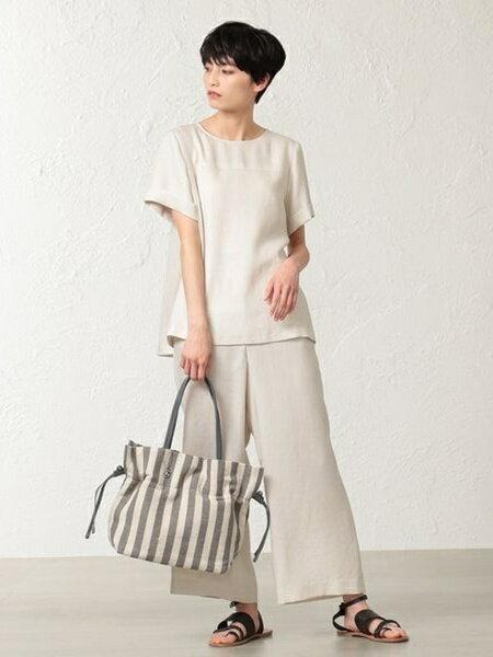 EVEX by KRIZIAのアニバーサリーマルシェバッグを使ったコーディネートを紹介します。|Rakuten Fashion(楽天ファッション/旧楽天ブランドアベニュー)35875