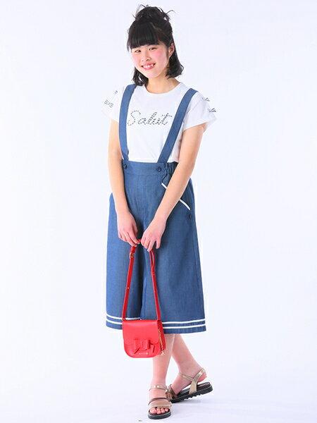 組曲の【150~170cm】マリン ワイドパンツを使ったコーディネートを紹介します。 Rakuten Fashion(楽天ファッション/旧楽天ブランドアベニュー)34849