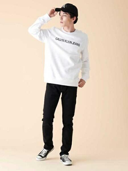 CALVIN KLEINのコーディネートを紹介します。|Rakuten Fashion(楽天ファッション/旧楽天ブランドアベニュー)38993