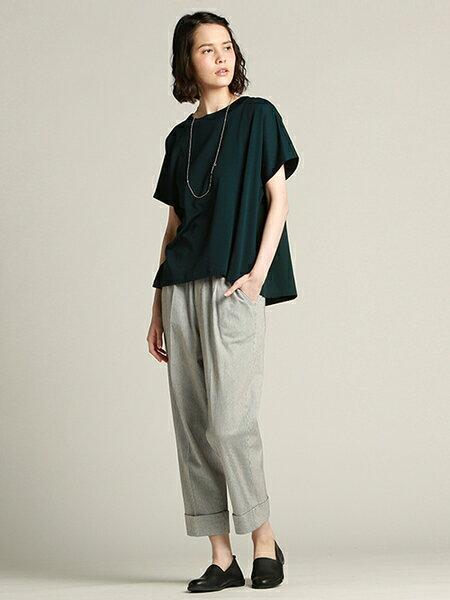 Paodeloのトリコットンストライプパンツを使ったコーディネートを紹介します。 Rakuten Fashion(楽天ファッション/旧楽天ブランドアベニュー)38722