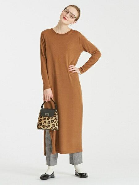 MACKINTOSH PHILOSOPHYのウォッシャブルウールサキソニーストレートワイドパンツを使ったコーディネートを紹介します。|Rakuten Fashion(楽天ファッション/旧楽天ブランドアベニュー)39873